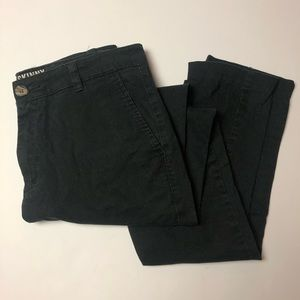 H&M Black Skinny Dress Pants